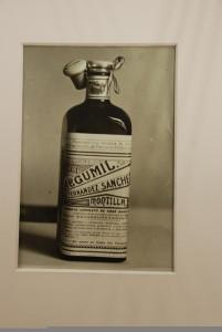 Ceregumil frasco antiguo.